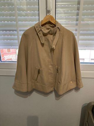 Abrigo capa