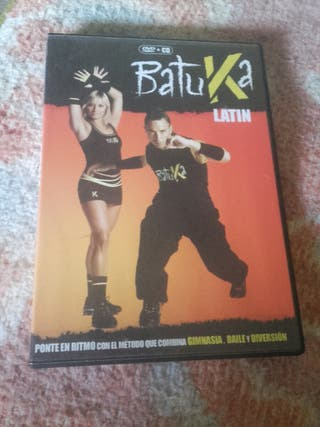 Batuka Latin.Cd+Dvd