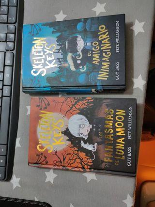 Libros de Skeleton Keys