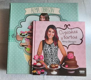 Cupcakes y tartas Alma Obregón