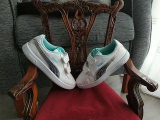 zapatillas Puma 29 casi nuevos