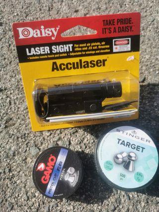 laser daisy