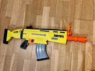 Scar Nerf Fortnite