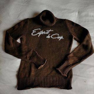suéter lana Spirit