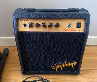 Amplificador Epiphone studio bass 10S