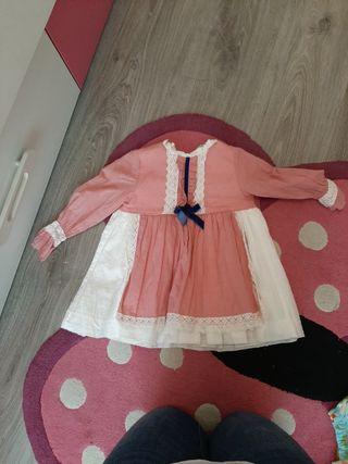 vestido talla 30 meses