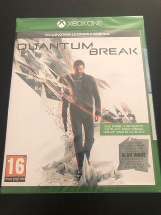 Quantum Break PAL ESP nuevo precintado. Xbox