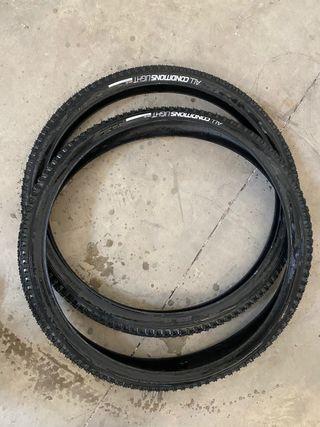 Neumático 27'5 x 2'10