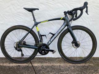 Bicicleta carretera Lapierre