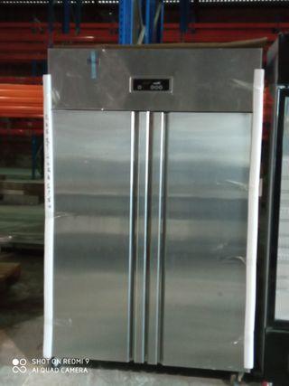 nevera de refrigeracion en acero inoxidable OFERTA