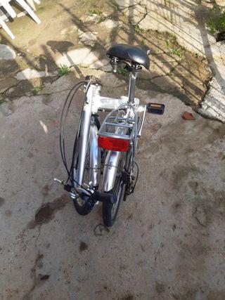 Bicicleta plegable Denver Conor