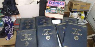 historia cartagena