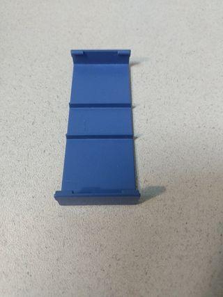 Playmobil, panel trasero escritorio