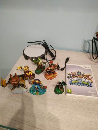 Juego Wii Skylanders Swap Force