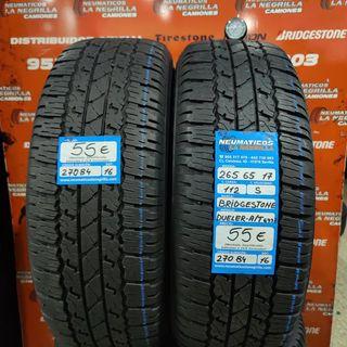 Neumaticos 265 65 17 112 Bridgestone Ref.27084