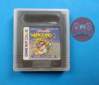 Wario Land 2 Nintendo Game Boy Gameboy Color