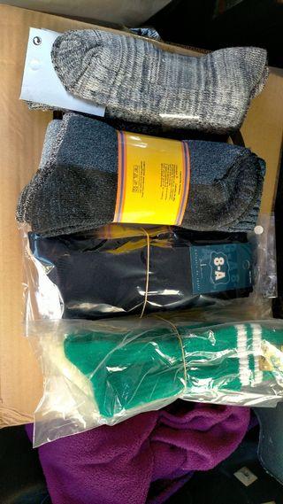 vendo calcetines