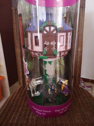 torre rapunzel disney store