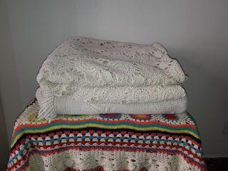Colchas ganchillo o crochet