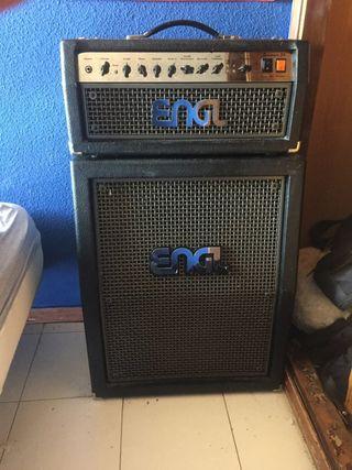 Amplificador ENGL SCREAMER 50W.