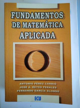 fundamentos de matemática aplicada