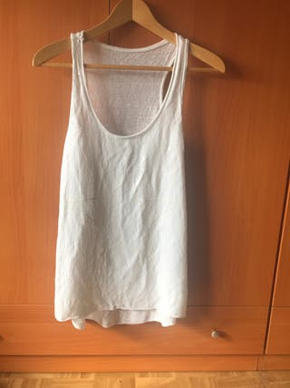 Camiseta de tirantes talla S