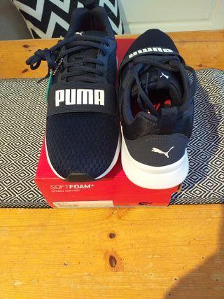 Zapatillas Puma Wired