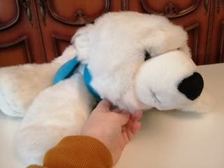 Peluche oso polar