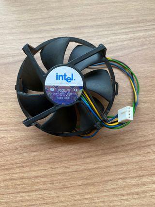 Ventilador Intel para procesador