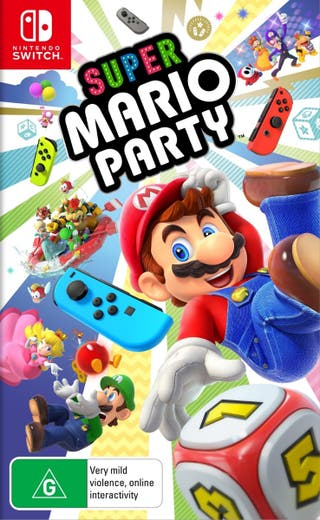 Mario party para Nintendo Switch