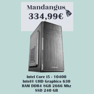 Tacens Anima Intel Core i3 - 10100 8GB DDR4 240 GB