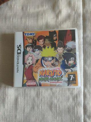 Naruto ninja council Nintendo DS