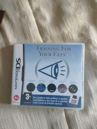 training for four eyes Nintendo DS