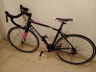 Bicicleta Orbea de Carbono
