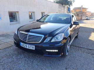 Mercedes-Benz Clase E Amg