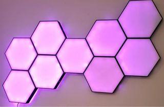 Panel de luces Led