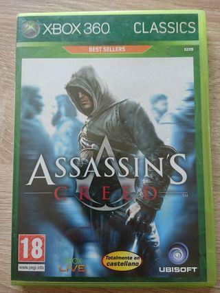 Assassin's Creed para Xbox 360