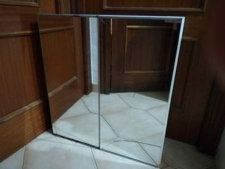 Romi 2 puertas con espejo