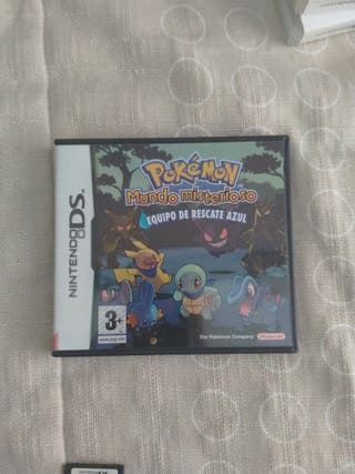 juego Pokemon mundo misterioso