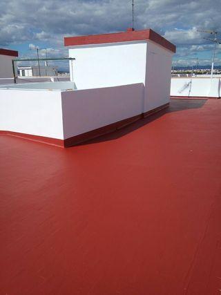 Impermeabilización y rehabilitación de terrazas