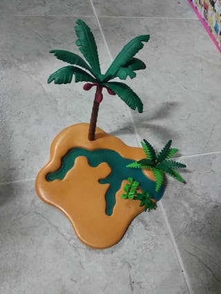 isla Playmobil