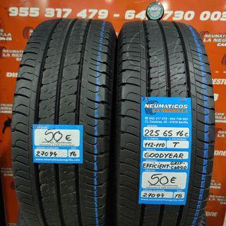 Neumaticos 225 65 16C 112-110T Goodyear Ref.27094