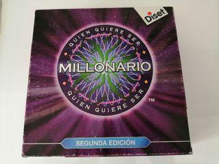 Quién Quiere ser Millonario Segunda Edición. Diset
