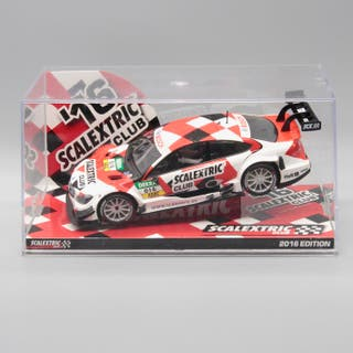 Mercedes C Coupé AMG DTM Club Scalextric 2016