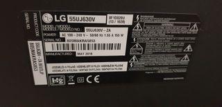 LG TV LED Ultra HD 4K 55'