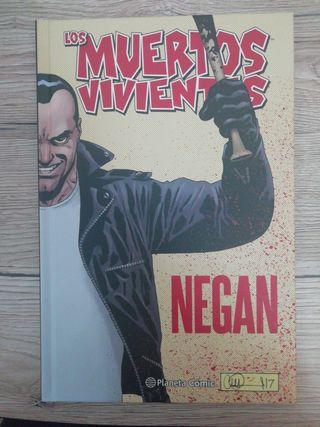 The Walking Dead: Negan (Los Muertos Vivientes)