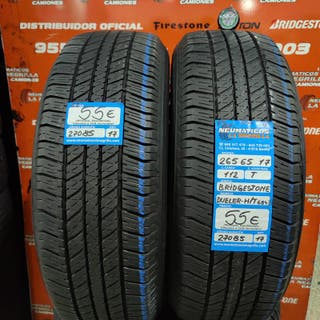 Neumaticos 265 65 17 112T Bridgestone Ref.27085