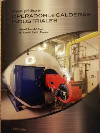 manual técnico operario de calderas