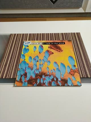 Maxi single Opus III. I Talk to the Wind