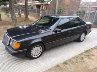 Mercedes-Benz Clase E 1989